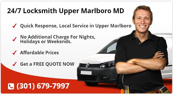 24 Hour Locksmith Upper Marlboro MD